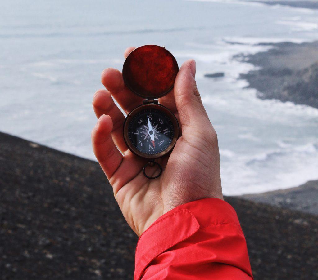 Dein Kompass im Leben: So findest Du ihn!